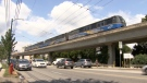 SkyTrain riders who depend on transit to get to work and school are airing their frustrations as a three-day strike looms. (CTV)