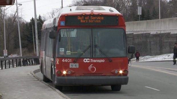 Lack of drivers to blame for OC Transpo cancelling