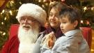 Sensitive Santa comes to Kitchener