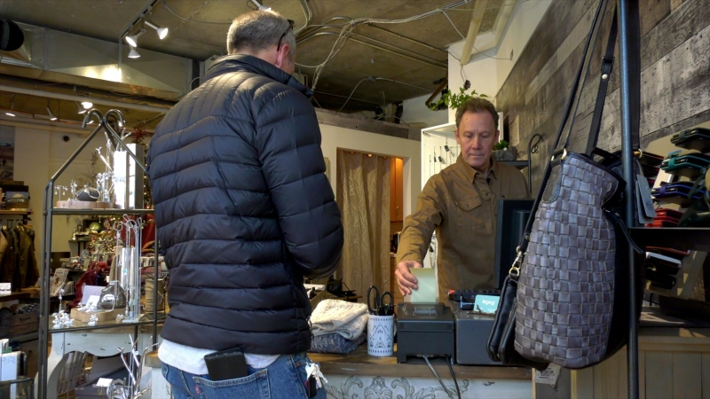 Kensington shop In Gear sells gifts and locally made items to customers who want their holiday shopping purchases to support the local economy, owners say.