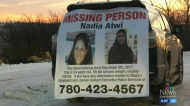 Two years since Edmonton woman's disappearance