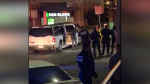 Video shows fight in Yaletown