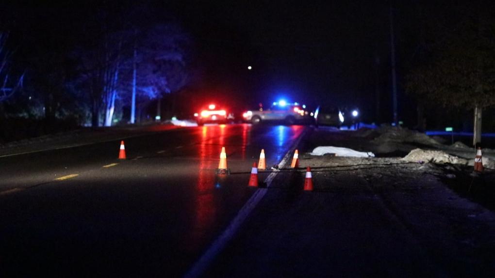 Clarington crash
