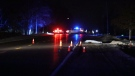 Durham police are investigating a fatal collision in Clarington on Sunday evening.