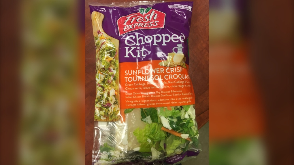 E.coli outbreak linked to salad kits has North Dakota case