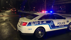 Montreal police are investigating after a fight in a Montreal Plateau home lead to the stabbings of two men.