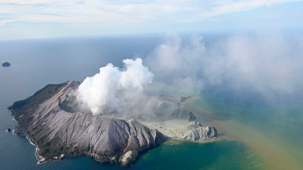 'It's a calculated risk': Active volcanoes are accessible and popular with tourists around the world