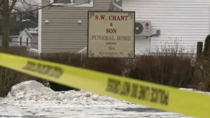 Cape Breton Regional Police launched a fraud investigation into S.W. Chant and Son Funeral Home several weeks after a suspicious fire at the home in February 2019.