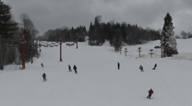 Searchmont Ski Hill