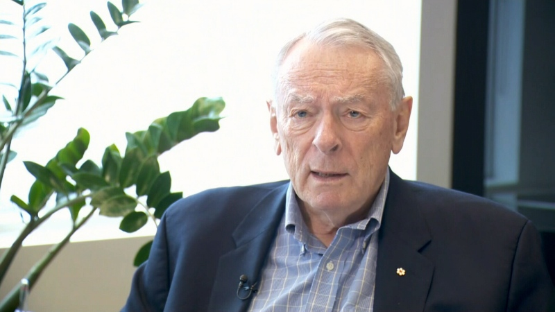 The World Anti-Doping Agency's founder and executive member Dick Pound