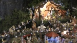 Elaborate nativity now fills entire room