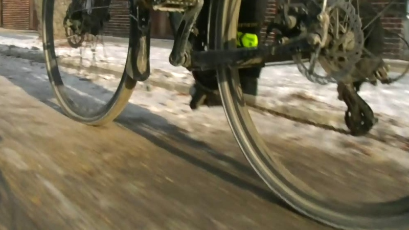 Winnipeg makes Top 10 bike friendly list