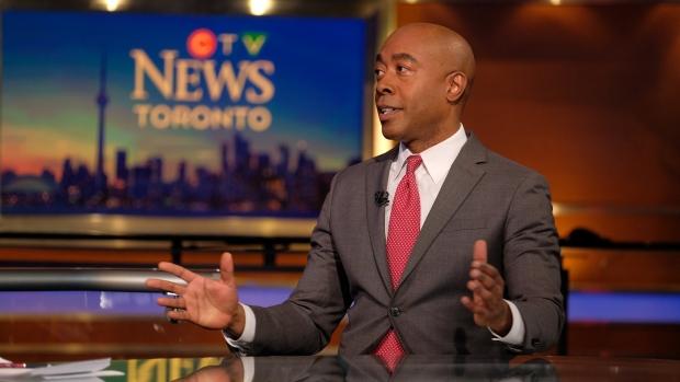 CTV News Toronto announces Nathan Downer as new co-anchor ...