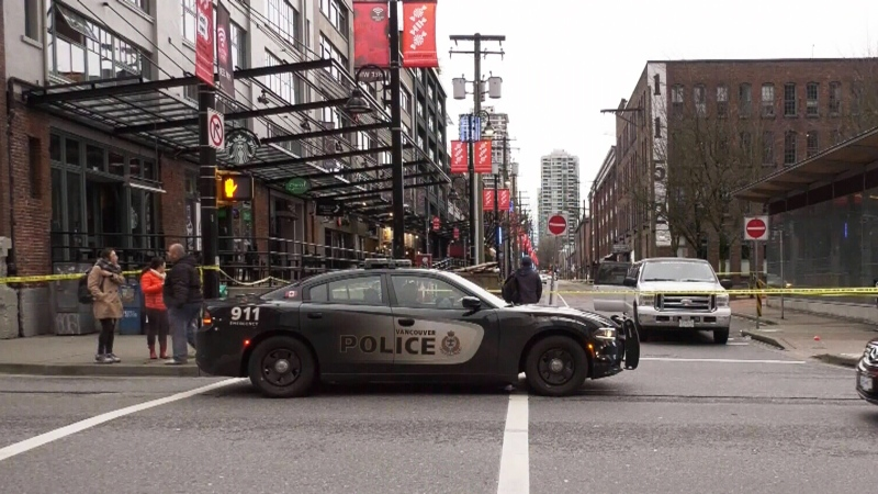 Knife fight linked to Metro Vancouver gang war