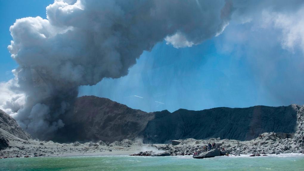 Six dead from New Zealand volcano as helpers describe horror