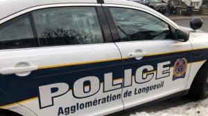 Longueuil police are conducting drug raids across the south shore.