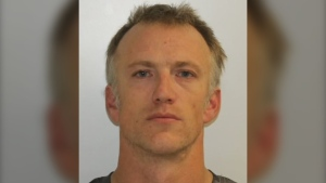 RCMP confirm Robert Duane Vincent has been apprehended (supplied)