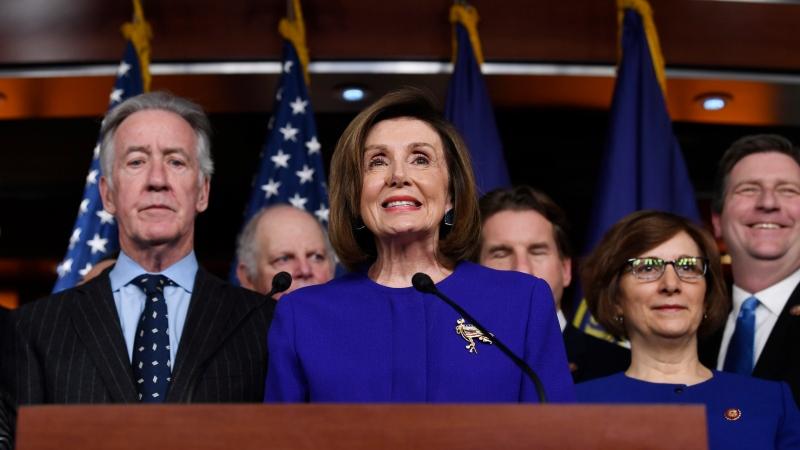 Nancy Pelosi on new NAFTA deal