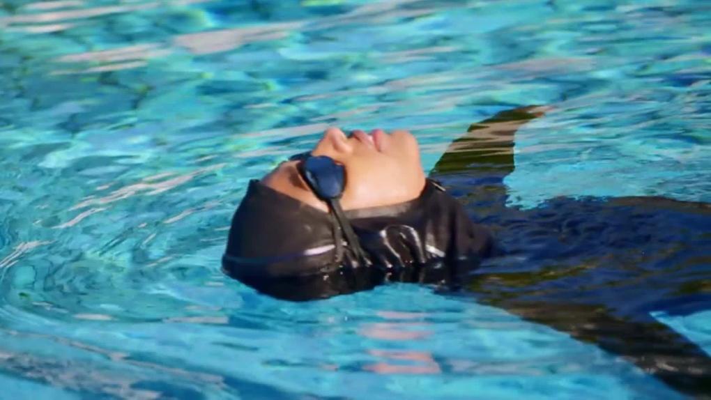 Nike's Victory Swim Collection Swim Hijab