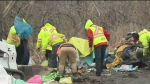 Dismantling Ottawa's tent city
