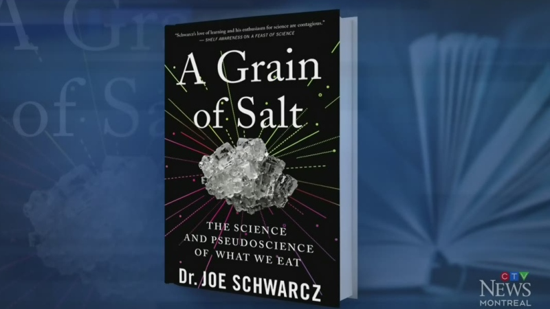 In-depth: Dr. Joe on the science of what we eat