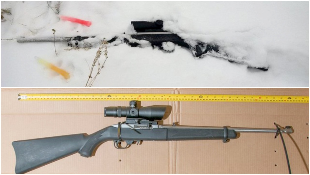 ASIRT Cochrane RCMP shooting rifle