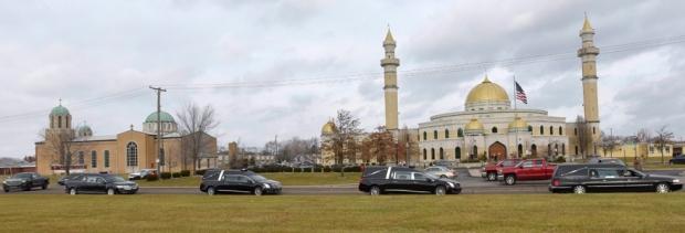 Abbas family funeral