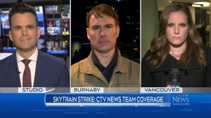 CTV News Vancouver at Six for Monday, Dec. 9
