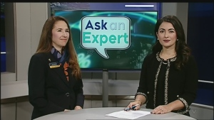 WATCH: In this week's Ask an Expert, Marina Moore talks to the Sudbury Credit Union CEO about the difference between banks and credit unions