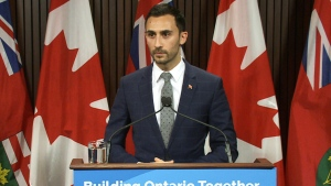 Ont. Minister Lecce on OSSTF negotiations