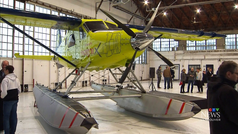 World's first electric-powered flight takes off