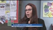 2019 Sault Ste. Marie Public Health Champion Elizabeth MacMillan Dec. 6/19 (Nicole Di Donato/CTV Northern Ontario)