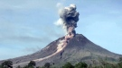 Active volcanoes that are popular with tourists