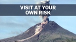 Risk or reward? Active volcanoes that are open to