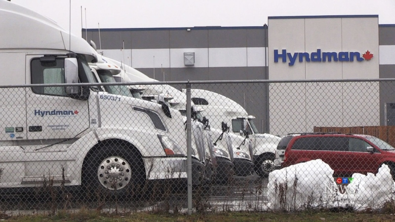 Looking for work after trucking company closes