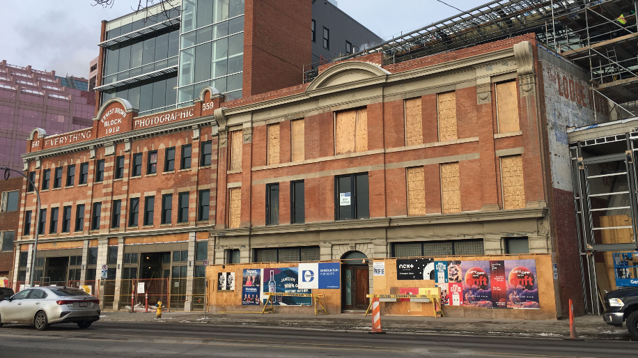 Renovation of century-old hotel looking to draw businesses to east downtown