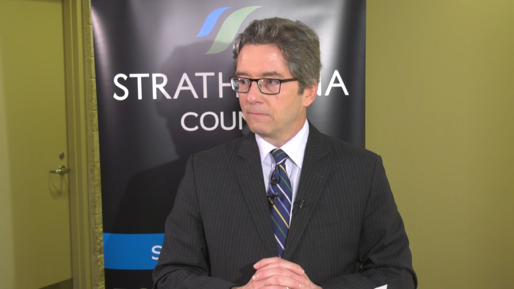 'I wasn't impressed': Strathcona County mayor under fire after report into explosions
