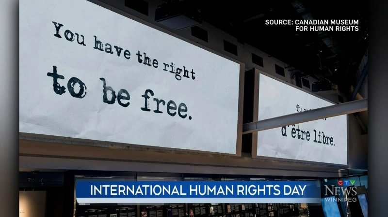 Renee Rodgers talks with Maureen Fitzhenry with the Canadian Museum for Human Rights and why this is such an important day.
