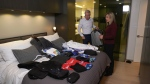Flight Centre's Allison Wallace teaches us packing tricks to save time and money.