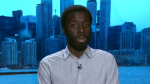 Toronto activist Desmond Cole says 'Canadians are in denial' about systemic racism after a new national survey released Tuesday found two-thirds of Canadians say people from all races have the same opportunities to succeed. (CTV)