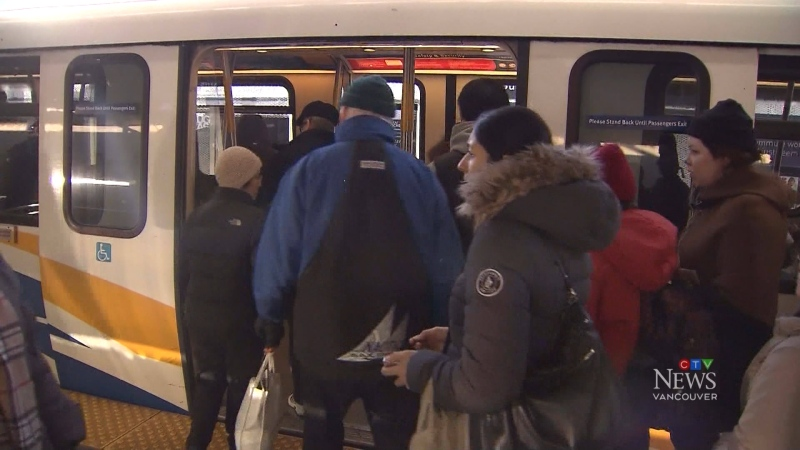 A last-second deal made just before 5 a.m. this morning prevented a strike that would have shut down the SkyTrain system.