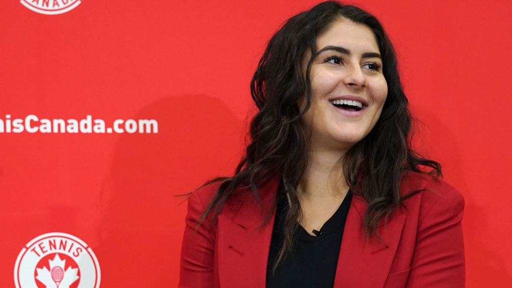 Bianca Andreescu headlines Canadian roster for Fed Cup tie against Switzerland