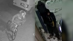 Police have released photos of persons of interest in catalytic converter thefts in Edmonton between October and December 2019. (Source: Edmonton Police Service)