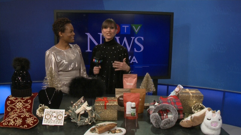 Great gift ideas from style expert Afiya Francisco