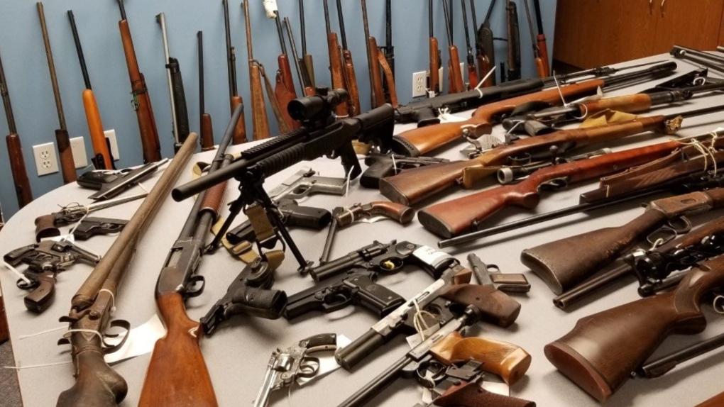 Oak Bay guns