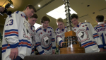 Members of the Calgary Buffaloes hope to hoist the Mac's trophy, which they are playing in this year as the top-rated local team competing against teams from Russia and the U.S. as well as other local competitors.