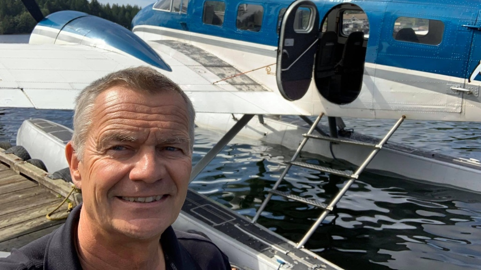 Pilot Alex Bahlsen was remembered by a friend who said he has flown with Bahlsen in the same aircraft that crashed Tuesday. (Facebook/Alex Bahlsen)