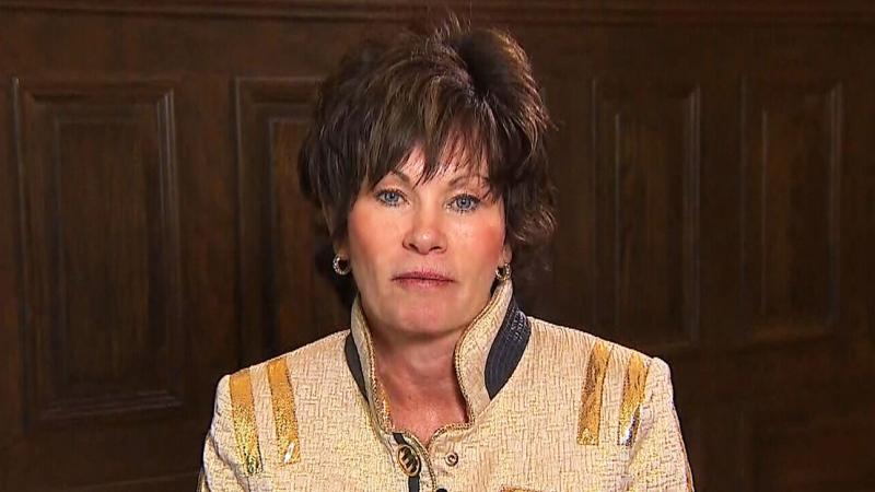 Alberta's Energy Minister Sonya Savage