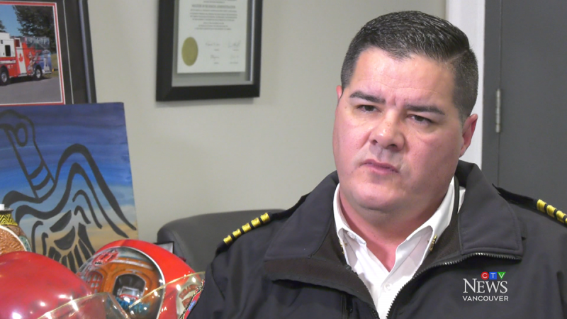 Vancouver fire chief on allegations of toxicity