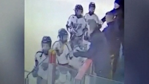 Family claims hockey coach pushed their daughter